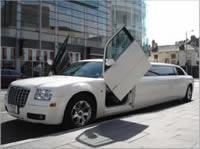 stretch limo hire glasgow