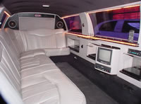 stretch limousine hire glasgow