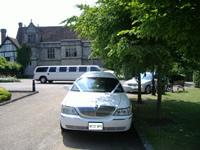 limousine hire kent