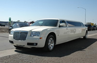 stretch limousine hire kent