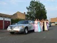 bedfordshire limousine hire