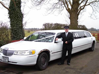 chauffeur driven limousines