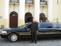 liverpool limo hire operators