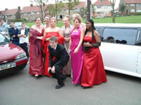 liverpool prom limo hire