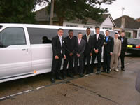 liverpool prom limo rental