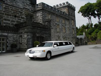 limousine for hire in liverpool