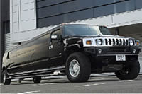 airport transfer limousine hire london