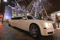 limousine hire rental manchester