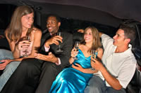 prom limo hire manchester