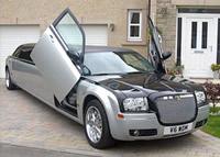 limousine hire manchester
