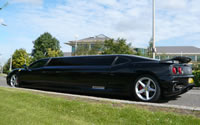 stretch limo hire manchester