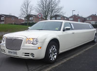 nottingham cheap limo hire