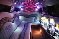 nottingham limo hire prices