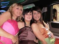 nottingham prom limousine hire