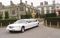 nottingham stretch limousine hire