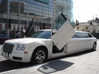 cheap limo hire scotland