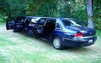 limousine hire surrey