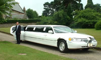 stretch limo hire surrey