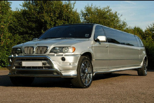 Bmw X5 Limo Hire