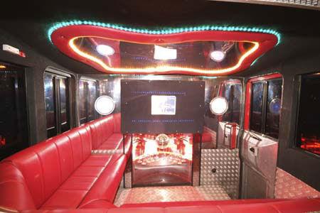 fire engine limo hire. Black Bedroom Furniture Sets. Home Design Ideas