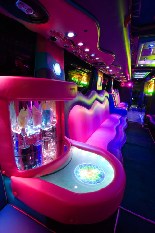 Kids Party Bus Bournemouth