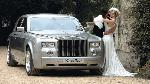 Chauffeur driven stretched Rolls Royce Phantom limousine in white, silver or grey with suicide doors available in East of England, Peterborough, Huntingdon, Stanford, King's Lynn, Norwich, Great Yarmouth, Lowestoft, Wisbech, Spalding, Cambridge, Cambridgeshire, Bedford, Bedfordshire, Newmarket, Bury St Edmunds, Suffolk, Norfolk, Lincolnshire, Northampton, Northamptonshire, Kettering, Leicester and