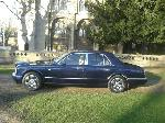 Chauffeur stretch Bentley Arnage limo in peacock blue with full cream leather available in East of England, Peterborough, Huntingdon, Stanford, King's Lynn, Norwich, Great Yarmouth, Lowestoft, Wisbech, Spalding, Cambridge, Cambridgeshire, Bedford, Bedfordshire, Newmarket, Bury St Edmunds, Suffolk, Norfolk, Lincolnshire, Northampton, Northamptonshire, Kettering, Leicester and Sudbury.