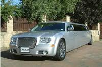 Anniversary limousine rental