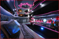 Bars & Clubs limousine hire