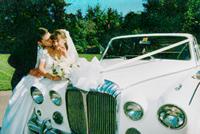 Bride limousine hire