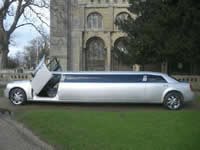 Bridesmaid limo hire