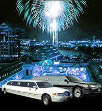 Christmas Shopping limousine hire