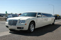 Cruising limo hire
