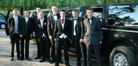 End Of School limo hire