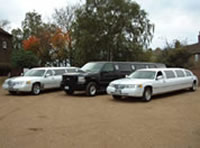 End Of Exam limousine hire