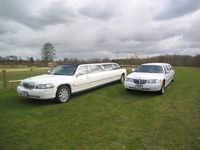 Golf Society limousine hire