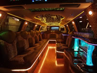 New Years Eve limousine rental