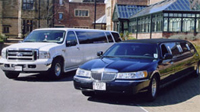 restaurant dinner limo hire