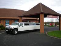 restaurant dinner limousine rental