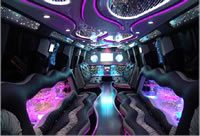 st patricks day limousine hire