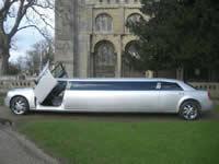 usher limousine rental