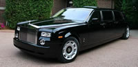 valentines day limo hire