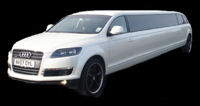 Audi Q7 limo