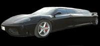 Ferrari 360 limo
