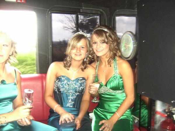 School Prom - Fire Engine - Liverpool - July 2008 - Image 1