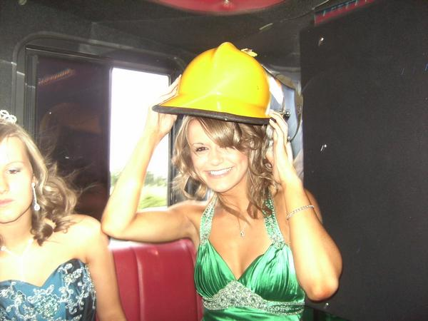 School Prom - Fire Engine - Liverpool - July 2008 - Image 3